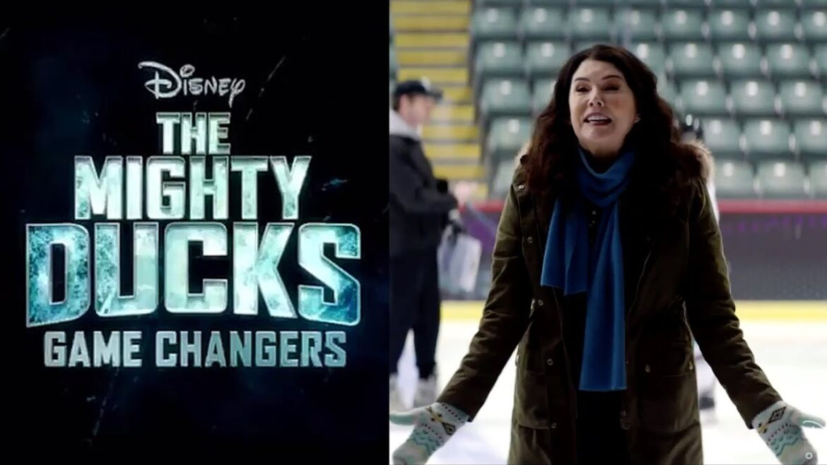 Trailer: The Mighty Ducks: Game Changers