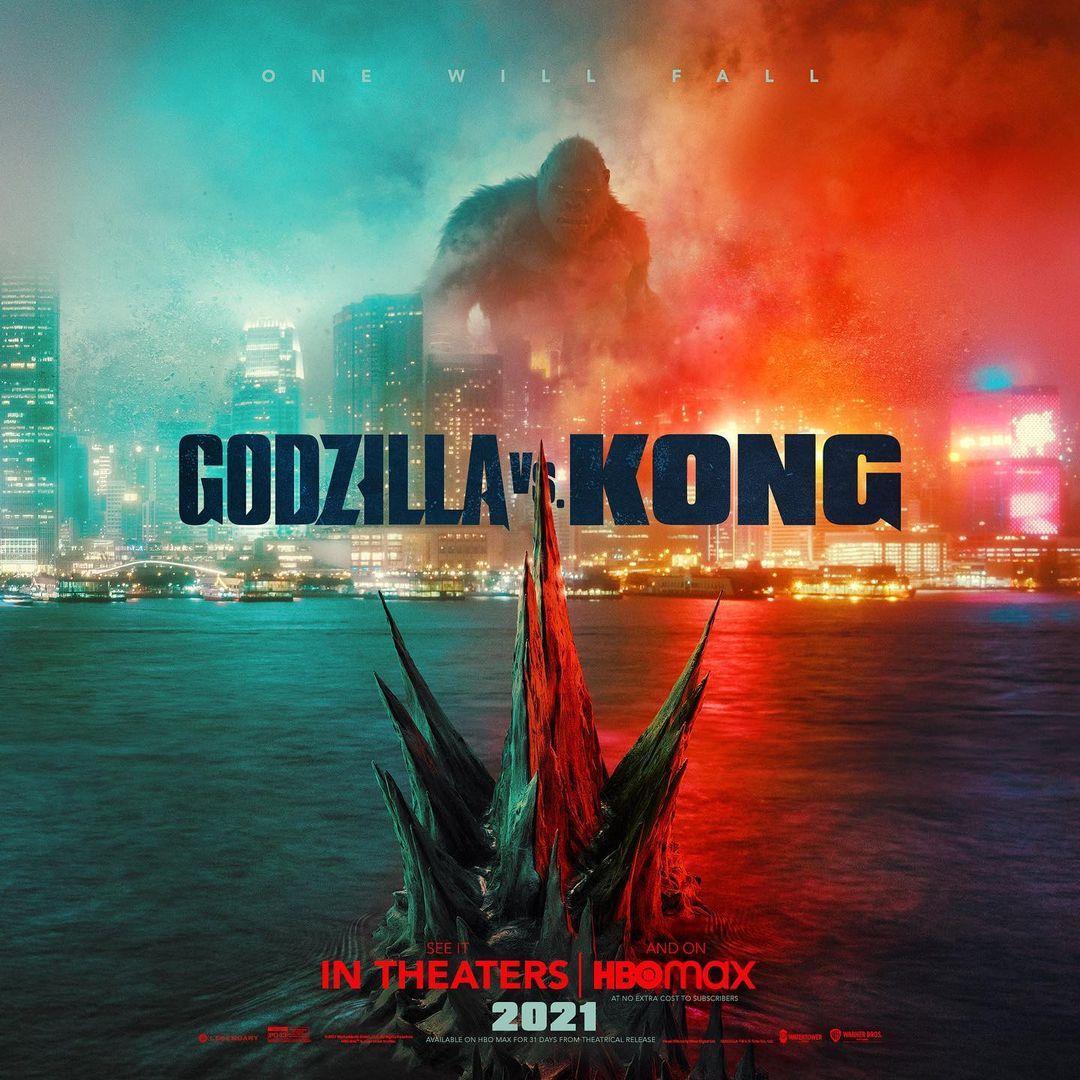 Godzilla VS Kong Poster