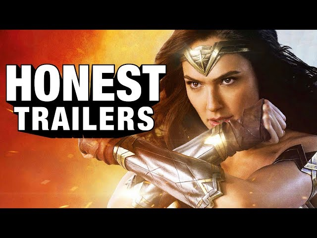 Honest Trailers: Wonder Woman 1984