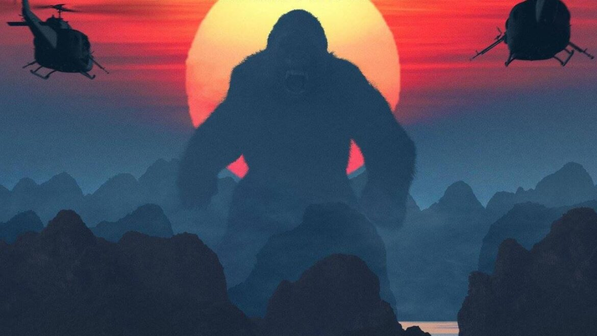 New Kong Anime Series In Development on Netflix