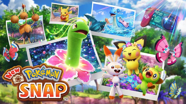 "New ""Pokemon Snap"" 2021 Remake Trailer Revealed!"