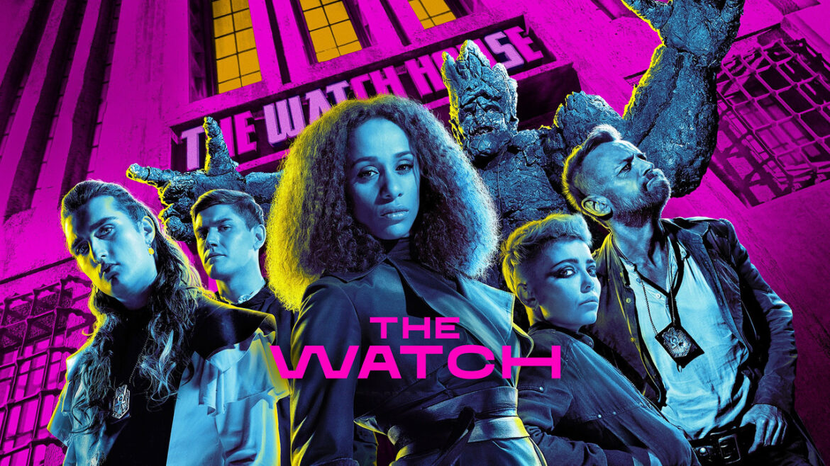 Trailer: The Watch