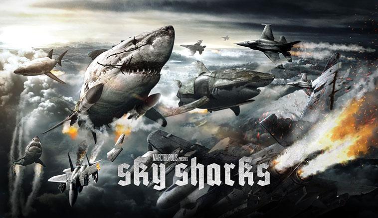 Trailer: Sky Sharks