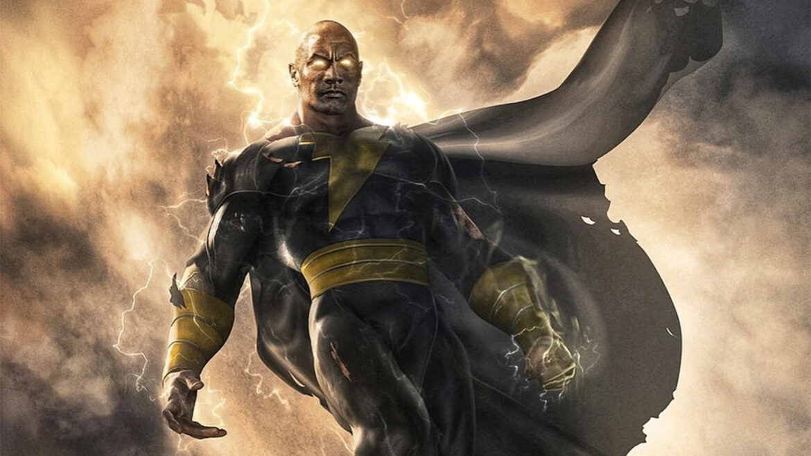 Black Adam Name Change? Not So Fast