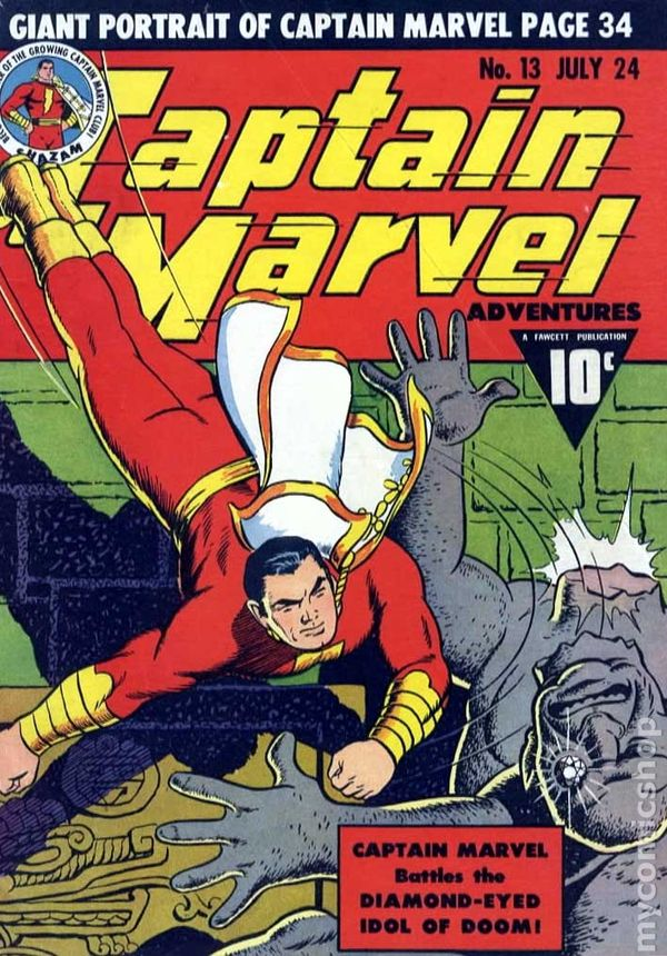 "Heroes, Villains, and Me: It Is ""Captain Marvel"", Not ""Shazam!"" Part 1"