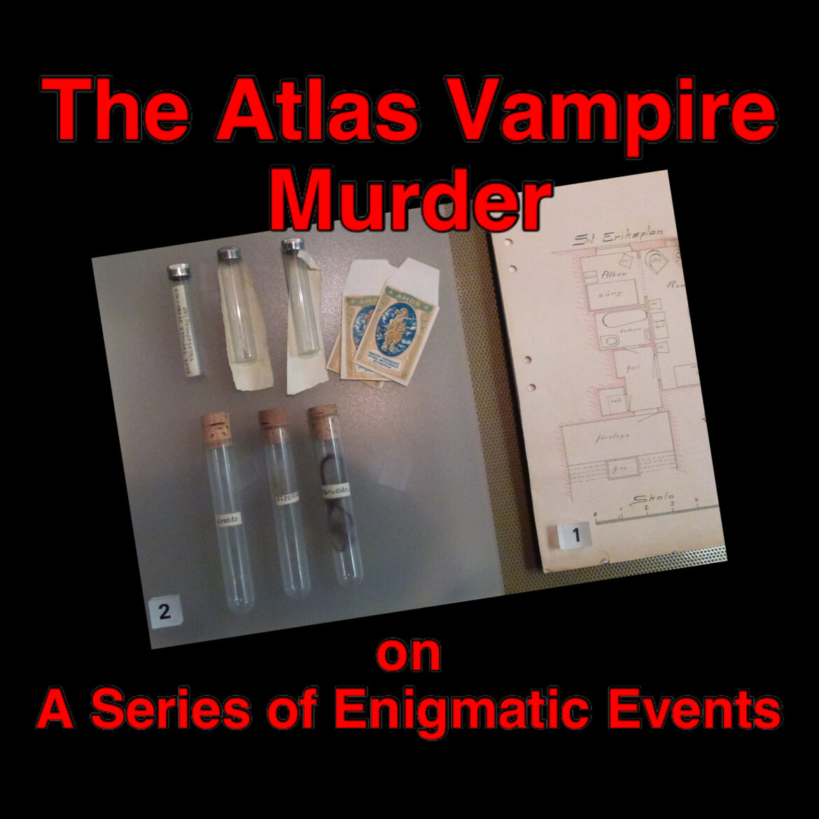 A Series of Enigmatic Events: The Atlas Vampire Murder