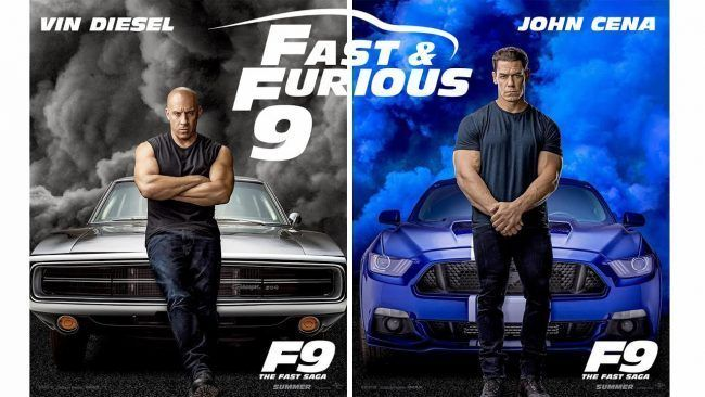 Trailer: FAST AND FURIOUS 9