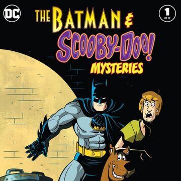 New DC Digital Comic- Batman & Scooby-Doo Mysteries