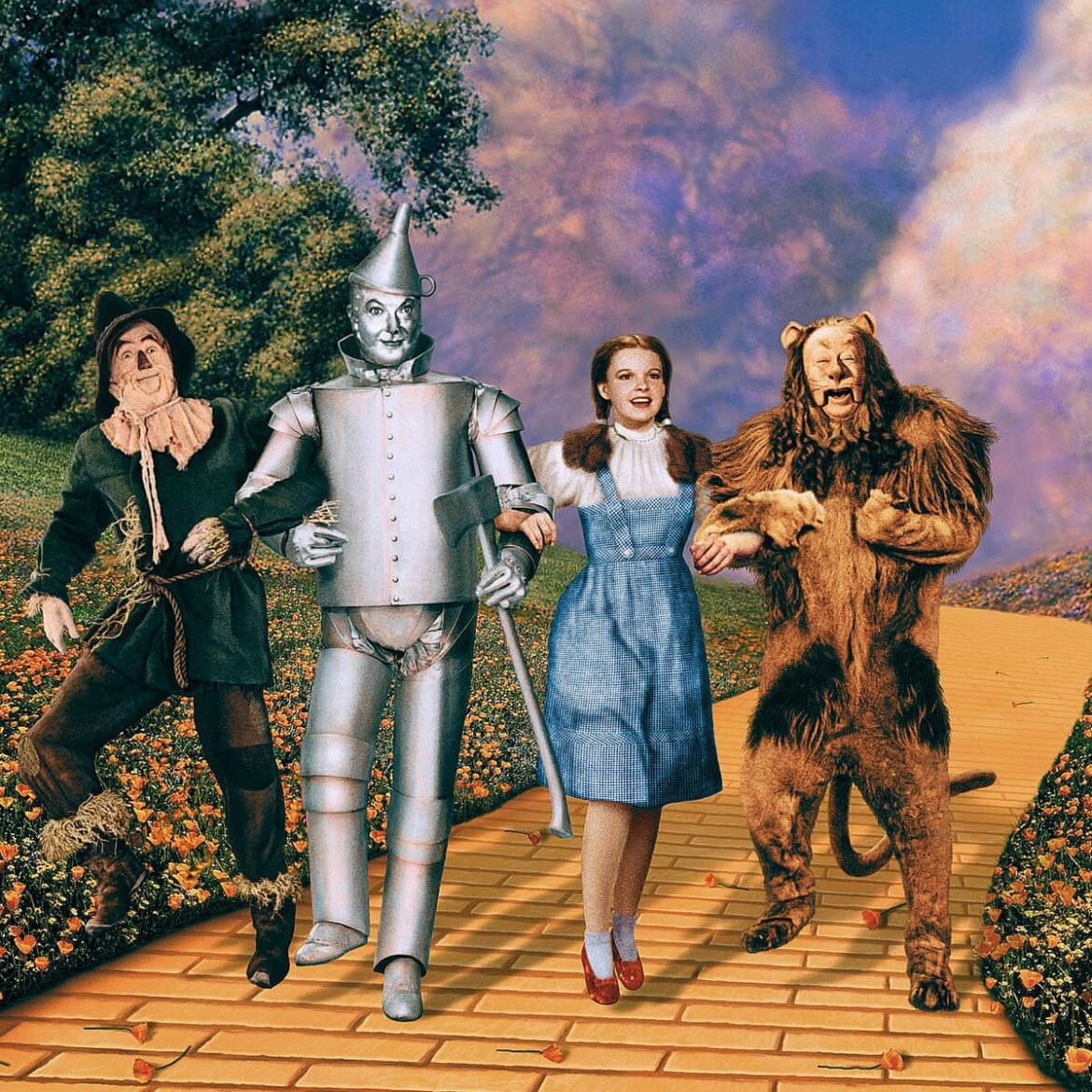 Wizard of Oz Remake in Process