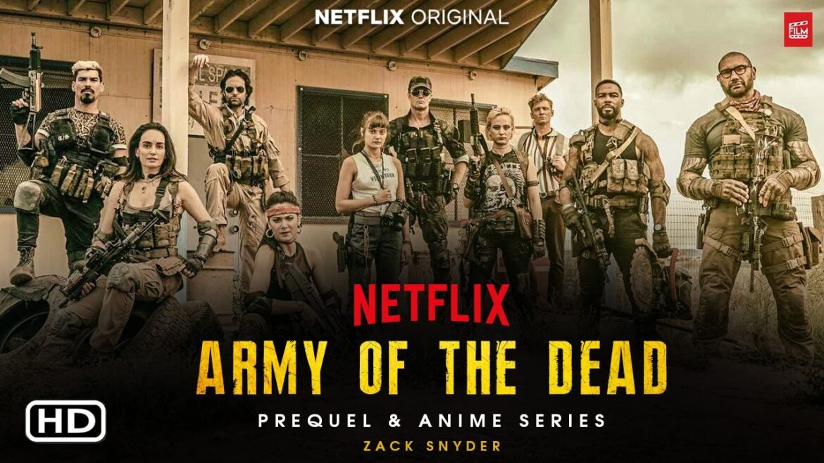 Trailer: Army of the Dead