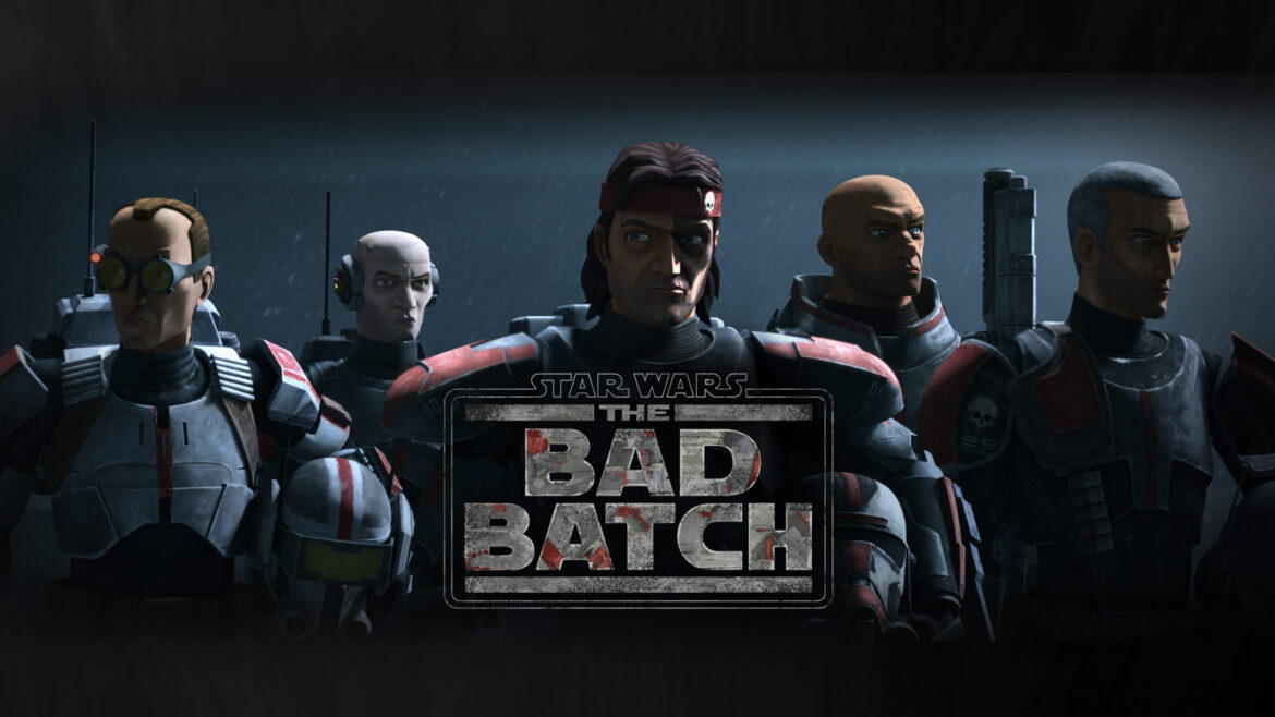 Disney+ Trailer: Star Wars- Bad Batch
