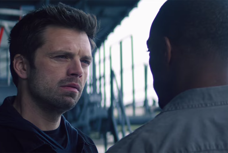 "Trailer: The Falcon and The Winter Soldier – ""The Big Three"""