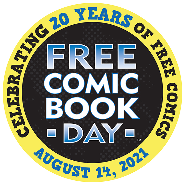 Free Comic Book Day Announcement