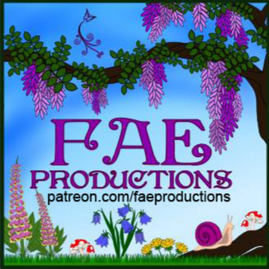 Video- Fae Productions: Author Reads w/ Ashley Grant