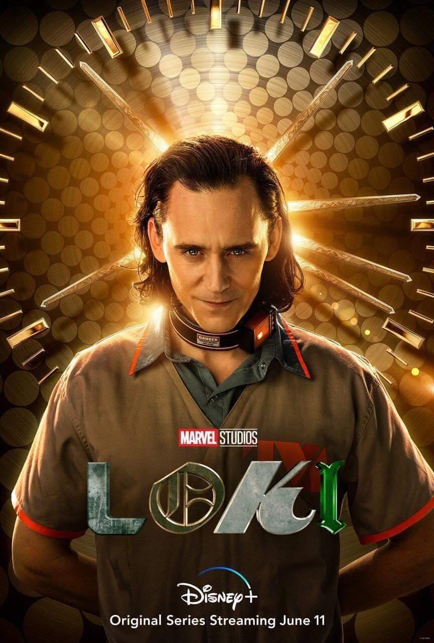 Disney+ Loki Poster