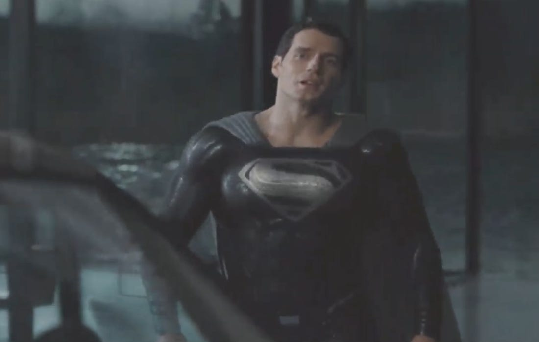 Trailer: Snyder's Justice League