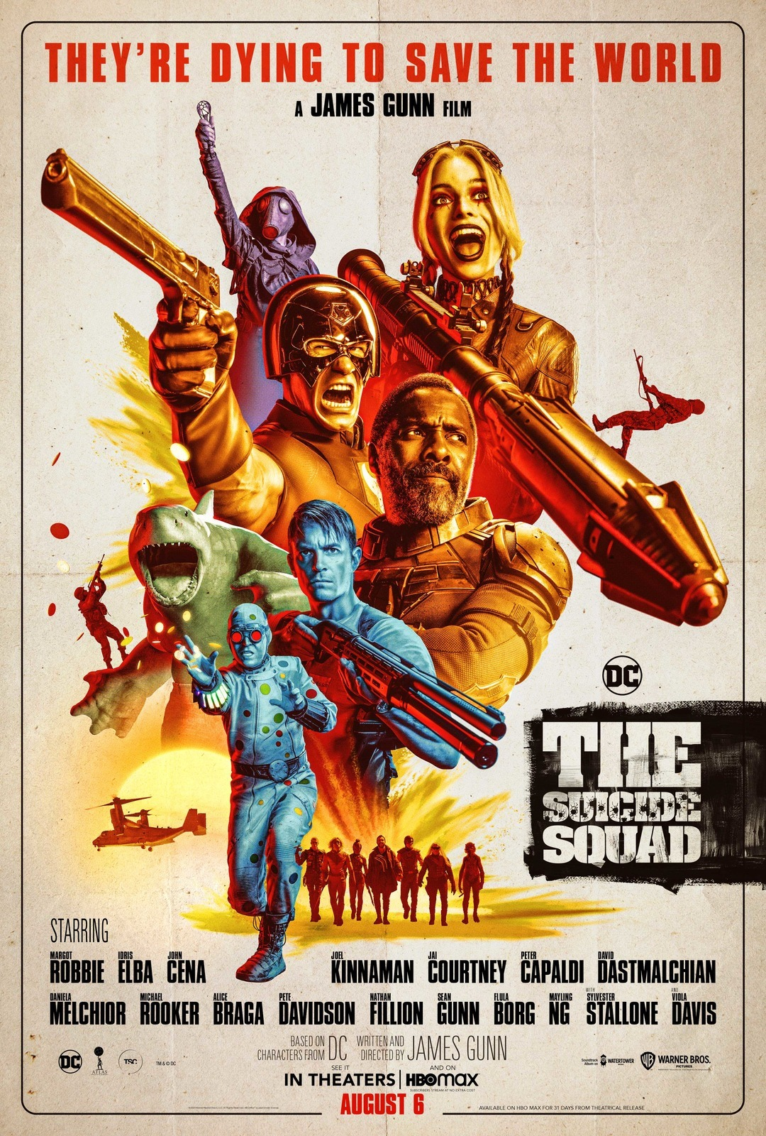 Trailer: The Suicide Squad