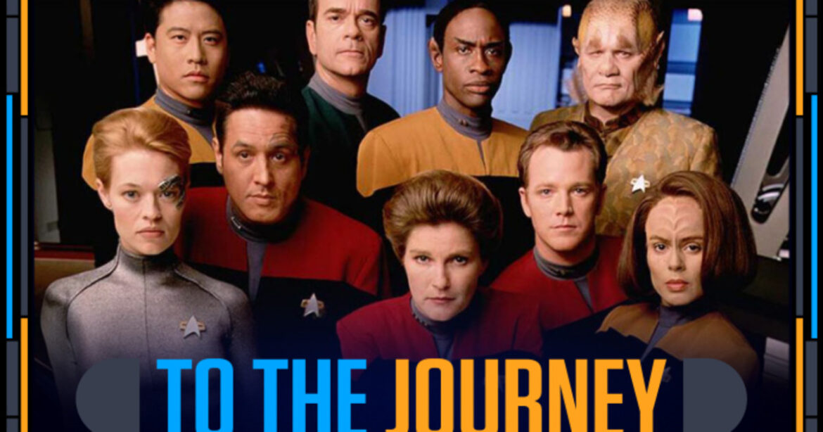 Indiegogo For The Star Trek: Voyager Documentary