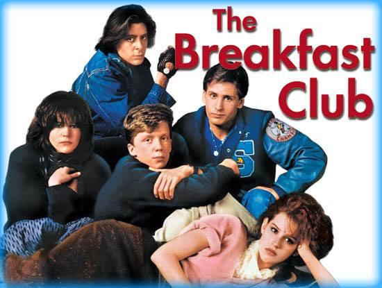 Breakfast Club Detention March 24, 1984