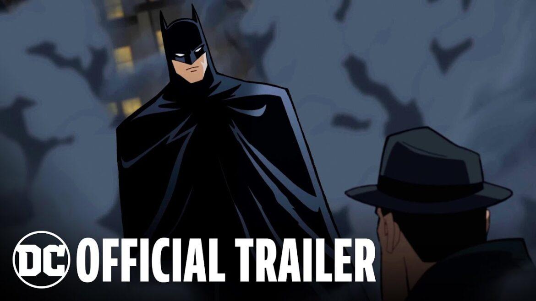 Animated Trailer- Batman: The Long Halloween