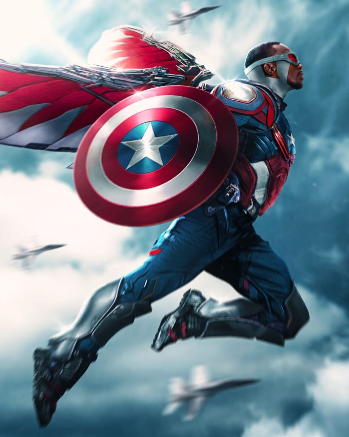 Anthony Mackie To Star in Captain America 4