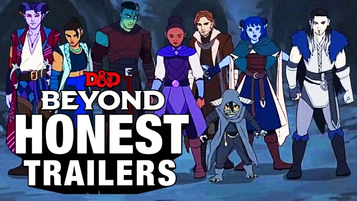 Honest Trailers- D&D Beyond
