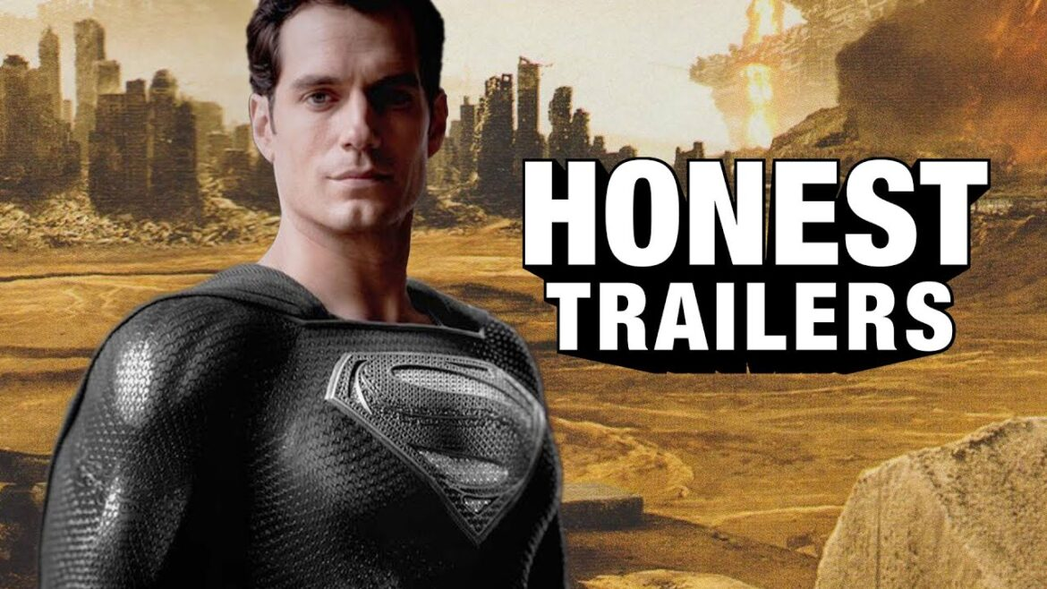 Video: Honest Trailer-Zack Snyder's Justice League
