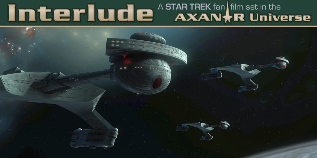 "Star Trek First Contact Day and the Premier of the Axanar Fan Film ""Interlude"""
