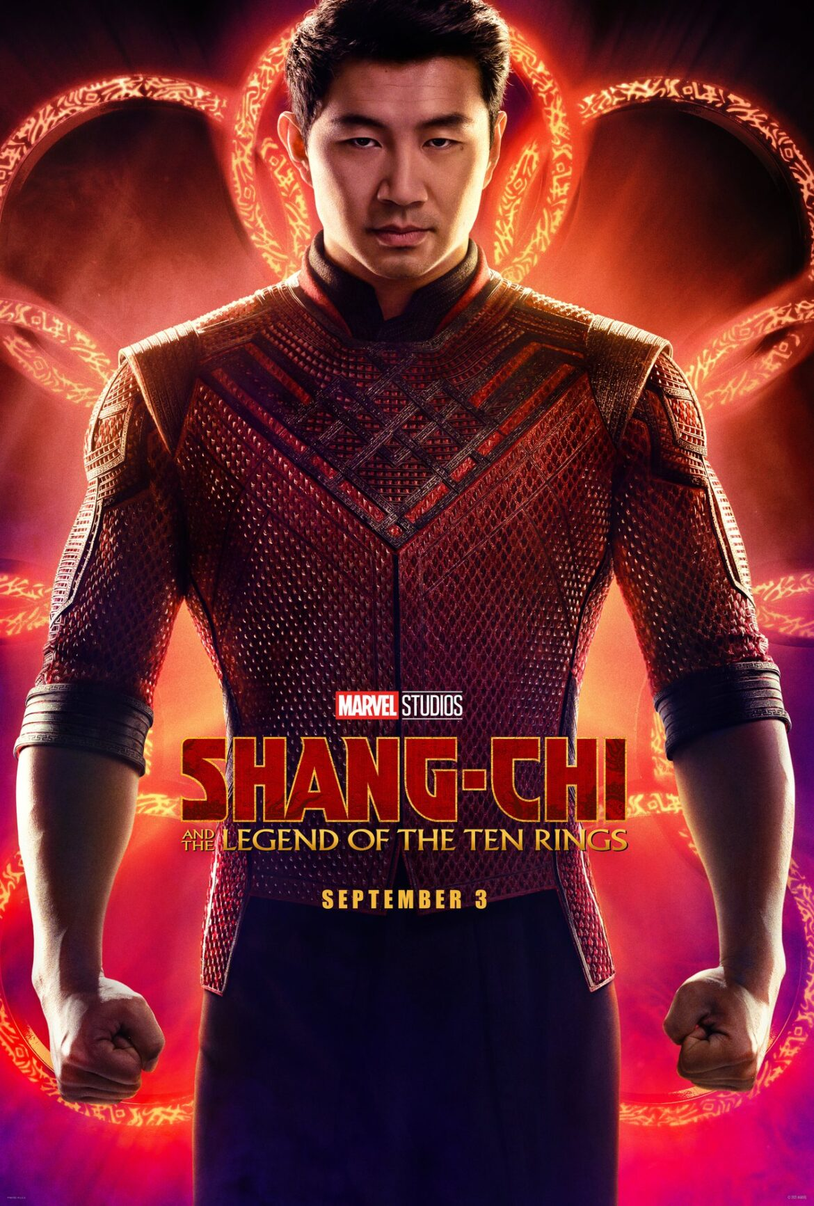 Trailer and Movie Poster: Shang-Chi and the Legend of the Ten Rings