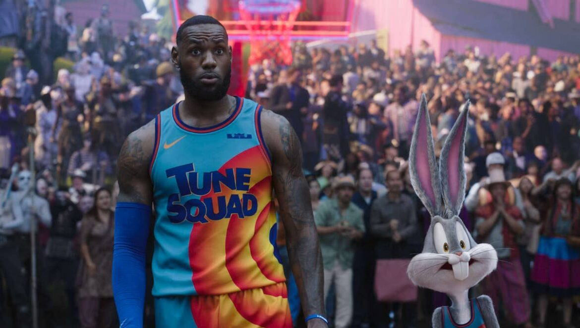 Trailer- Space Jam: A New Legacy