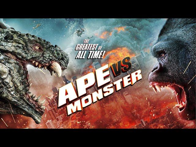 Trailer: Ape vs. Monster