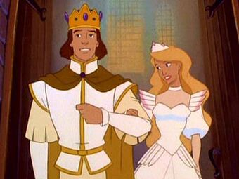 Top Ten Wedding Dresses in Animated Films (for my anniversary):
