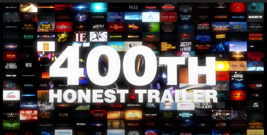 Honest Trailers: The DCEU (400th Trailer)