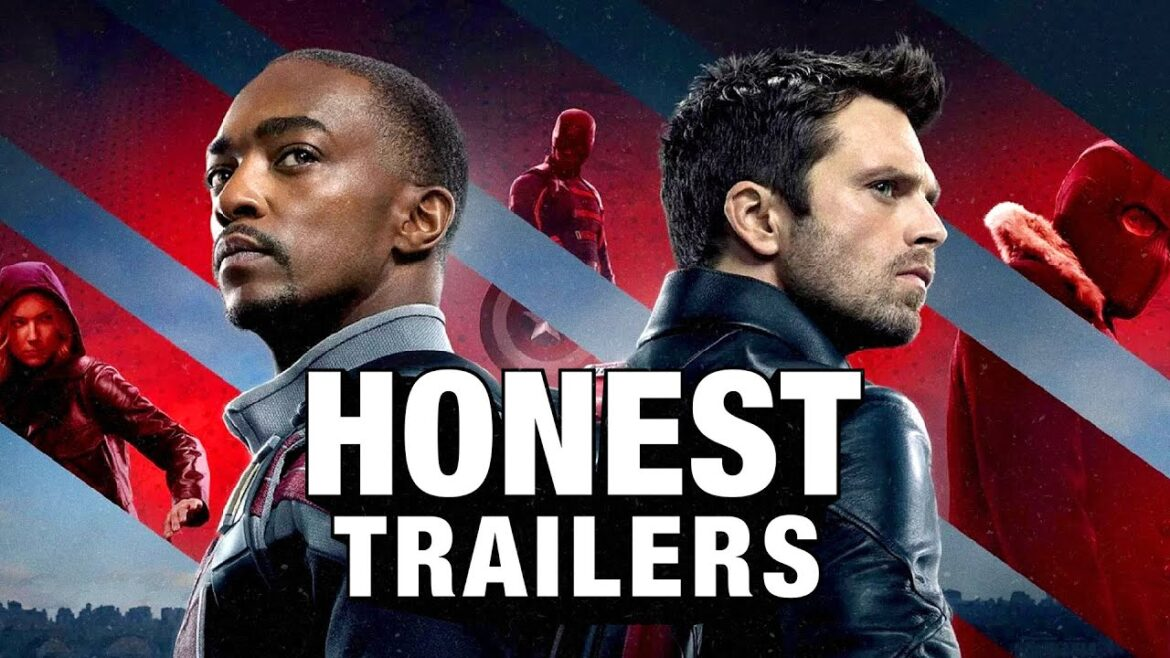Honest Trailers -The Falcon and The Winter Soldier