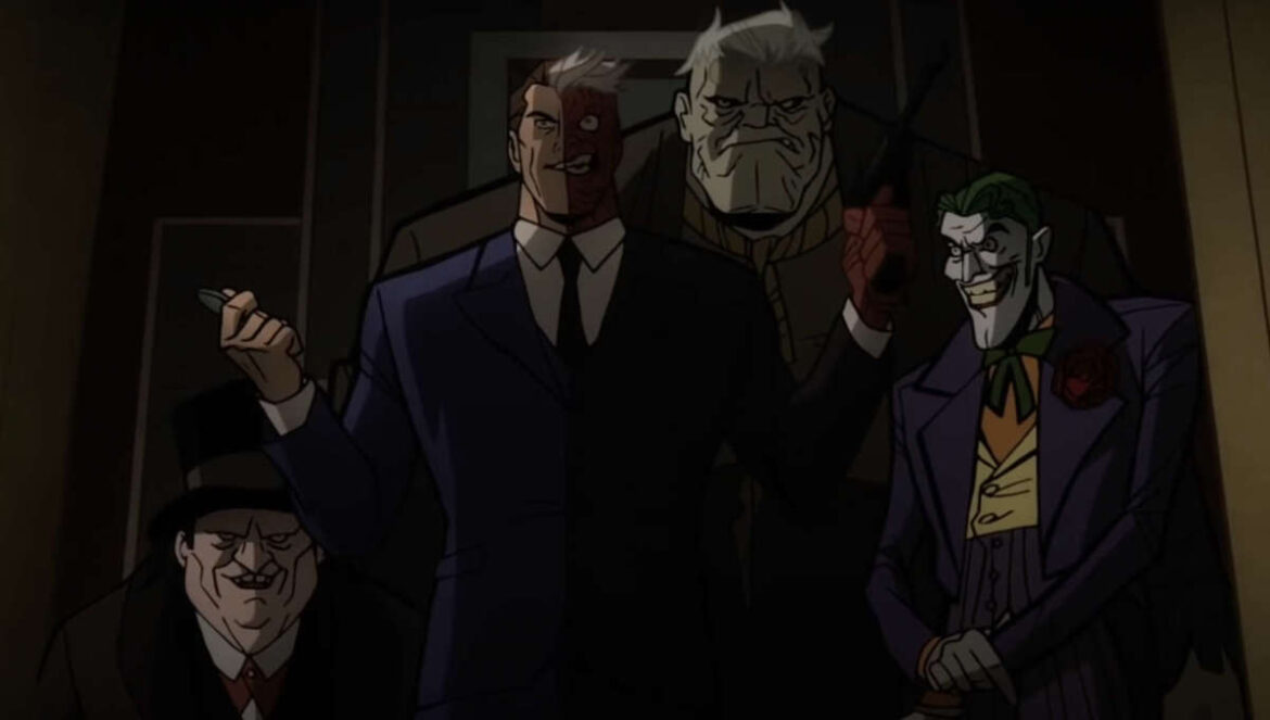 Animated Trailer -Batman: The Long Halloween, Part Two