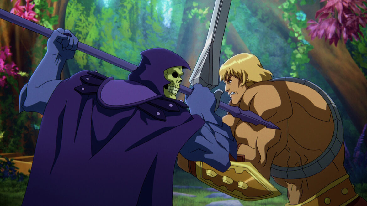 Kevin Smith's Masters of the Universe: Revelation