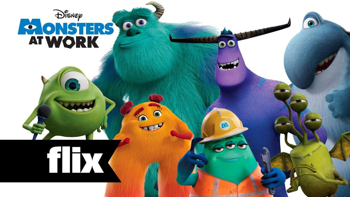 Trailer: MONSTERS AT WORK