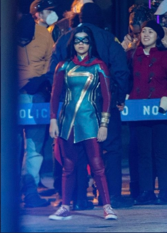 First Look: Ms Marvel
