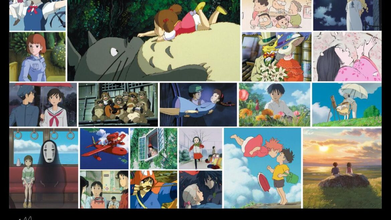 Morgan's Top Ten Studio Ghibli Films: