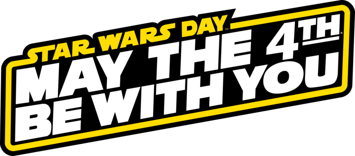 Happy Star Wars Day- May the 4th Be With You