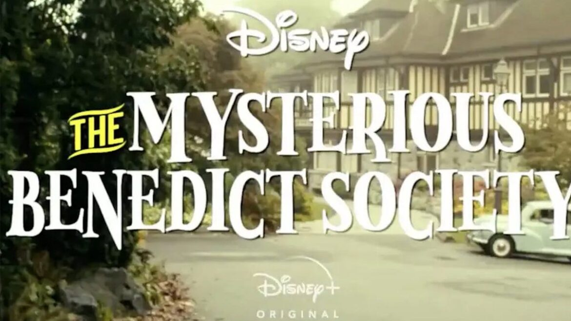 Disney+ Trailer: The Mysterious Benedict Society
