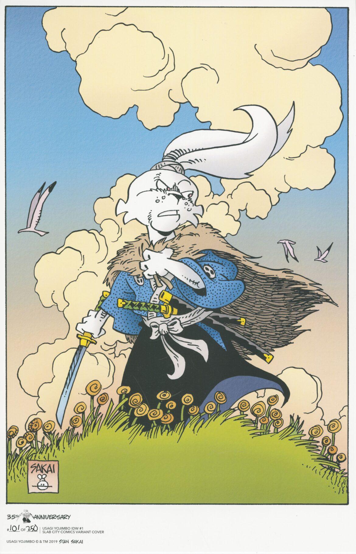 Netflix New Animated Series-  Samurai Rabbit: The Usagi Chronicles
