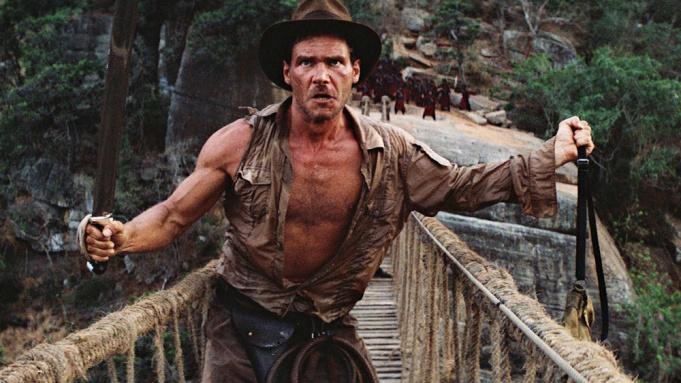 Harrison Ford Injured On Set of Indiana Jones 5