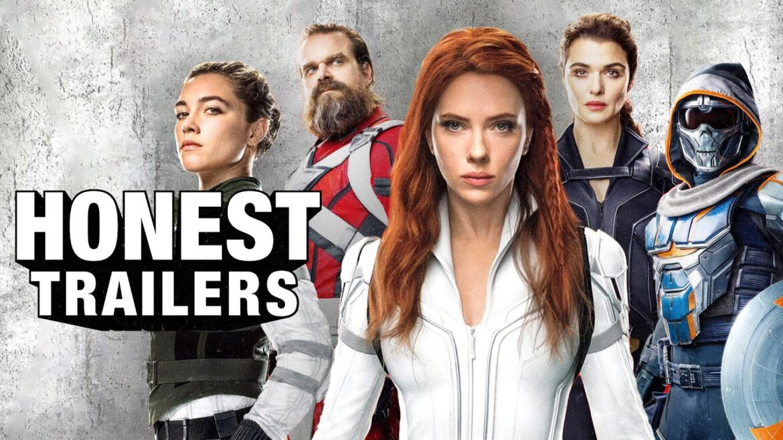 Video: Honest Trailers – Black Widow