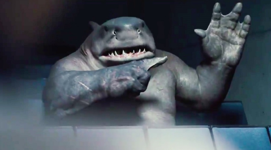"""Trailer: THE SUICIDE SQUAD – """"King Shark"""""""