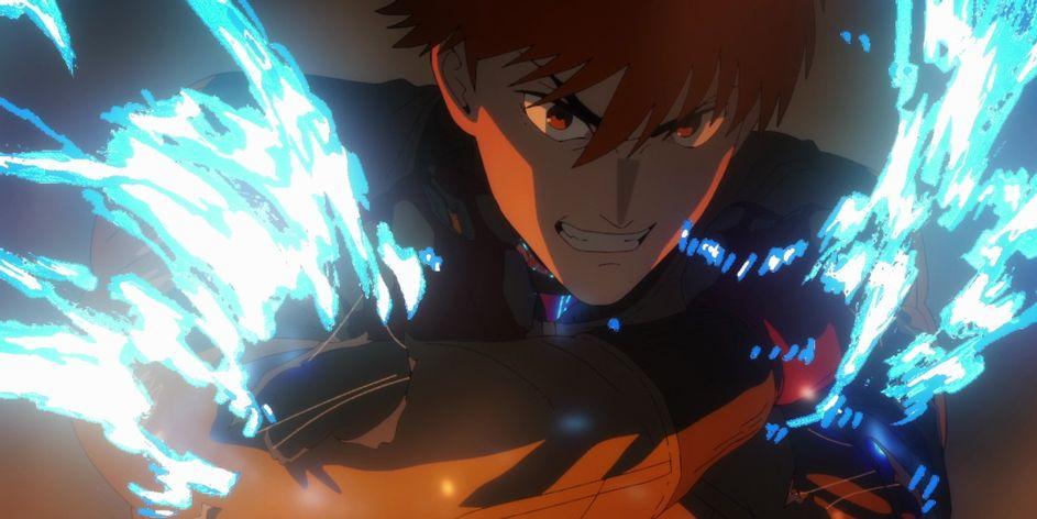 Netflix Anime Trailer: Spriggan