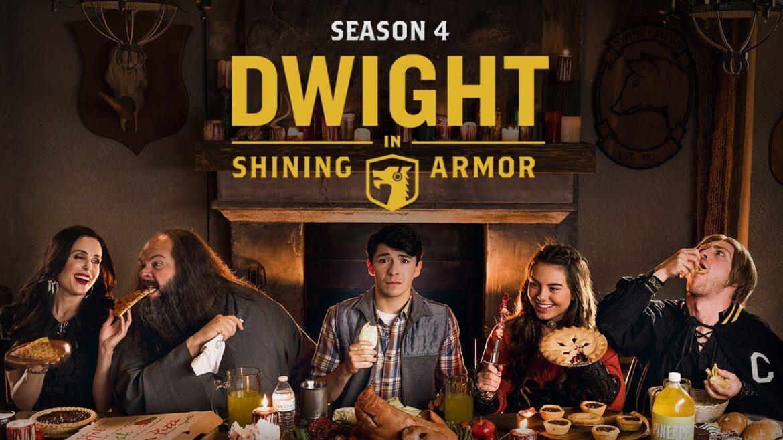 "Show Highlight: ""Dwight in Shining Armor."""