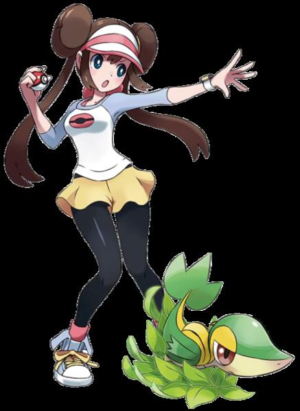 "Most Influential Women in ""Pokemon:"""
