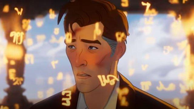Trailer: What If…?  Doctor Strange