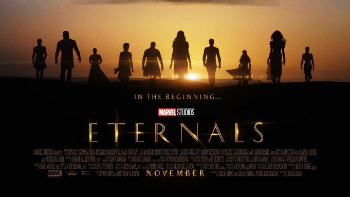 Movie Trailer: ETERNALS